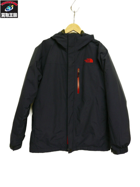 THE NORTH FACE ZEUS TRICLIMATE JACKET L【中古】