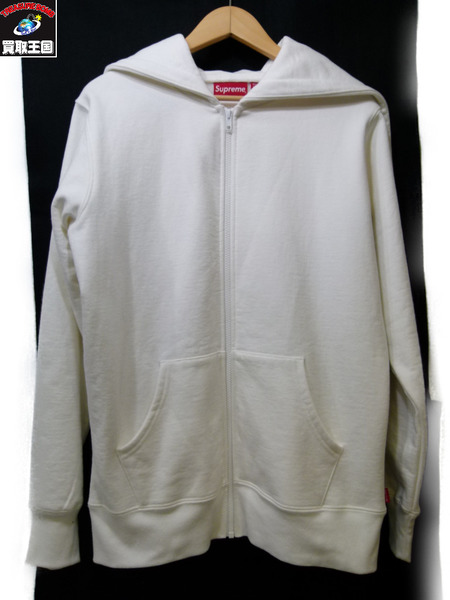 Supreme Split Hood Zip Up Sweat M【中古】