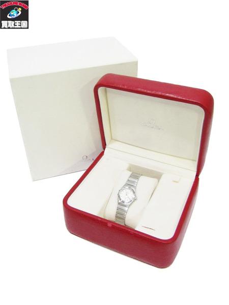 コンステレーション・ミニ 1562.30 仕上げ済 仕上げ済 OMEGA オメガ 腕時計 オメガ クォーツ 腕時計 レディース【中古】, かばんのお店 Re:Lotta-リロッタ-:7c6882c6 --- officewill.xsrv.jp