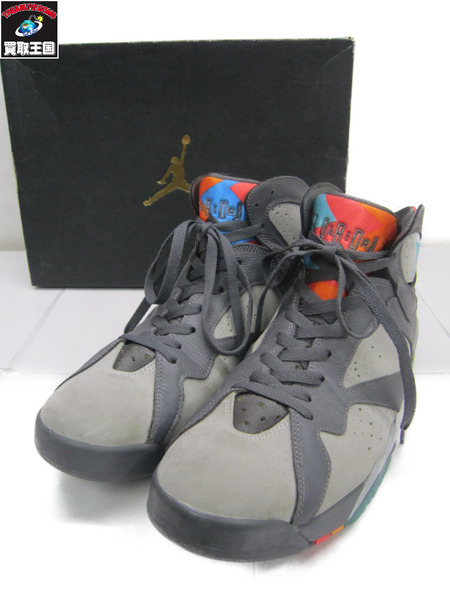 NIKE AIR JORDAN 7 RETRO BARCELONA DAYS size11【中古】