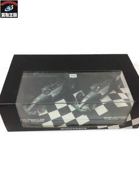 1/43 メルセデス AMG ペトロナス F1 2015 【中古】