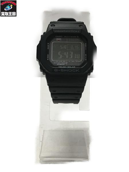 腕時計 G-SHOCK ジーショック GW-M5610 ブラック タフソーラー【中古】
