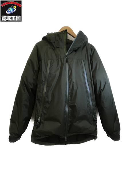 NANGA×URBAN RESEARCH ナンガ アーバンリサーチ iD AURORA 3LAYER DOWN BLOUSON【中古】