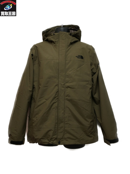 THE NORTH FACE Cassius Triclimate Jacket (XL)【中古】