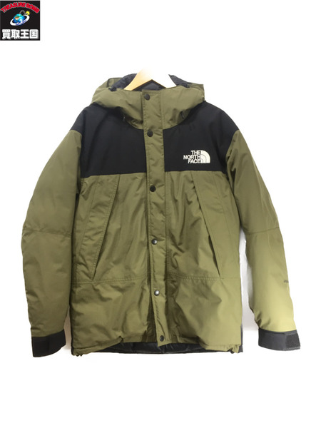 THE NORTH FACE Mountain Down Jacket SIZE L ノースフェイス【中古】[▼]