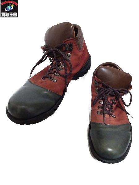 glamb Walton bi-color boots 2【中古】