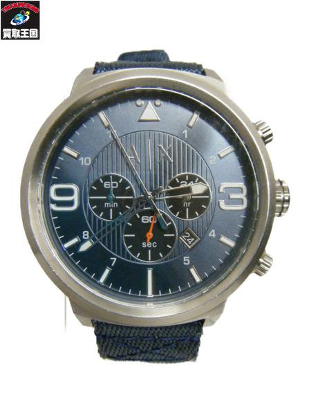 ARMANI EXCHANGE EXCHANGE ARMANI クロノグラフ/AX1373 腕時計【中古】[▼], カー用品ELS:644b047d --- officewill.xsrv.jp