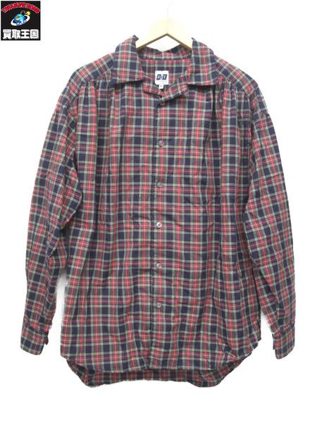 AiE 18SSPainter Shirt-Tartan Check(M)赤【中古】