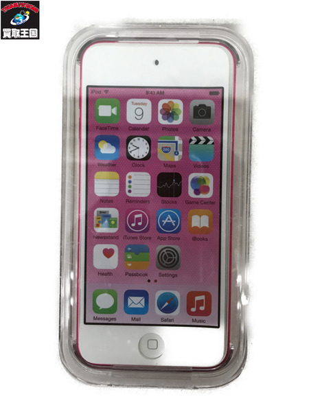 Apple iPod Touch 第6世代 128GB A1574 ピンク【中古】