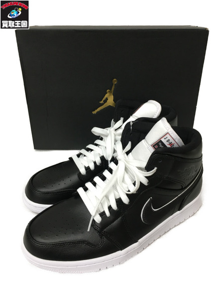 NIKE AIR JORDAN 1 MID MAYBE I DESTROYED THE GAME (28cm)【中古】