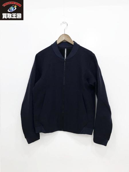 ARC'TERYX VEILANCE ウールジャケット XS ネイビー【中古】