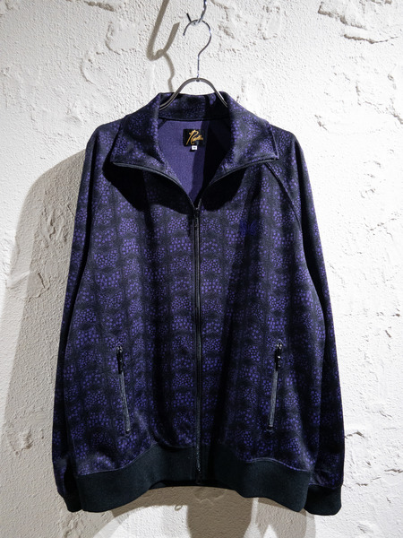 Needles/20AW/Track Jacket/M/POLY JQ/PUP【中古】