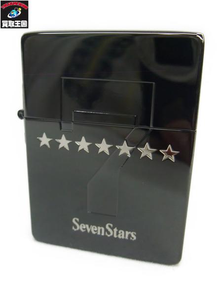 ZIPPO Seven Star 漆黒 1935モデル【中古】