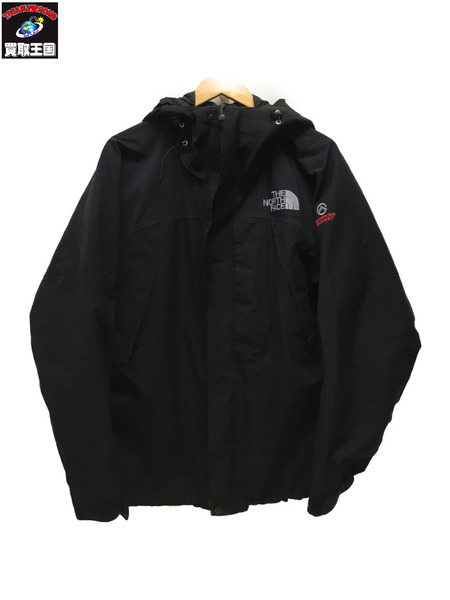 THE NORTH FACE MOUNTAIN JACKET GORE-TEX(L) BLK【中古】