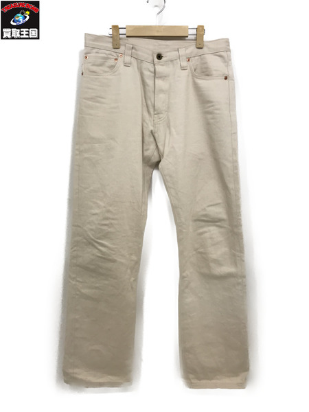 OLD CROW 19AW Rodder Pants Rigid (M) アイボリー【中古】[▼]