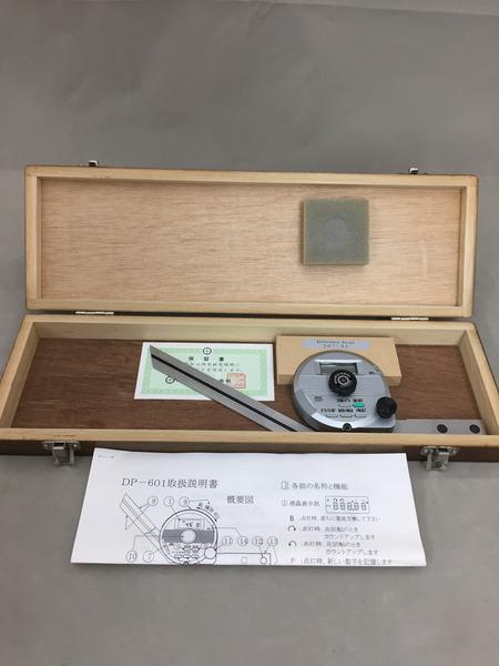 丸井計器 デジタルプロトラクター 角度計【中古】