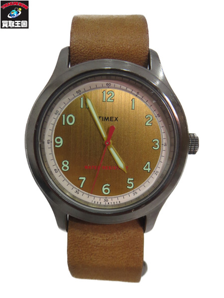 TIMEX×TODD SNYDER SNYDER Marlin watch watch【中古【中古】[▼]】[▼], INDEEDバッグショップrustica:a543633a --- officewill.xsrv.jp
