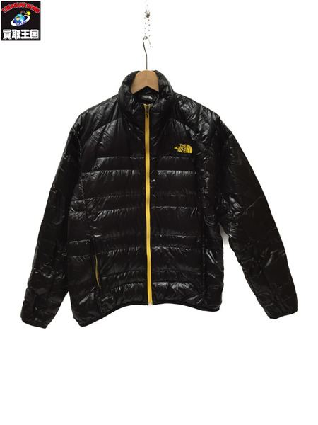 THE NORTH FACE ライトヒートジャケット L ND18174 BLK 【中古】