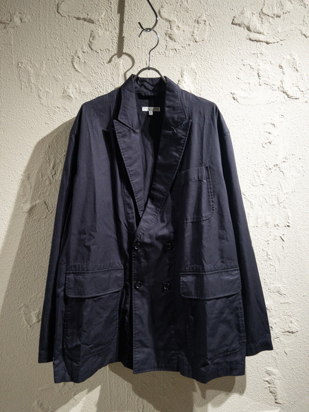 Engineered Garments/19SS/DL Jacket/S/ネイビー【中古】