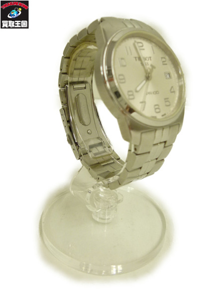 TISSOT ティソ TISSOT T-Classic P100 P100 クォーツ腕時計【中古 ティソ】[▼], プレコハウス:1159b560 --- officewill.xsrv.jp