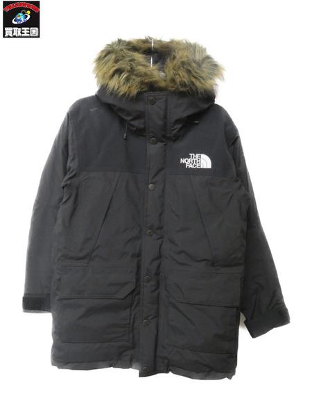 THE NORTH FACE/Mountain Down Coat/ND91935/ブラック/サイズXS【中古】[▼]