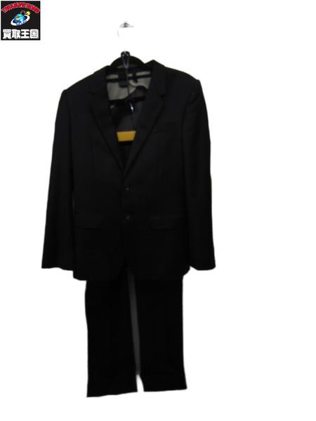 N.HOOLYWOOD スーツセットアップ サイズ36 黒【中古】