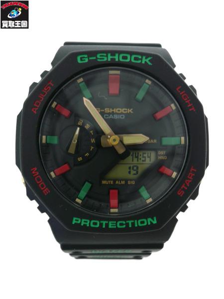 CASIO/G-SHOCK/GA-2100TH/ウィンタープレミアム復刻/クォーツ/腕時計【中古】
