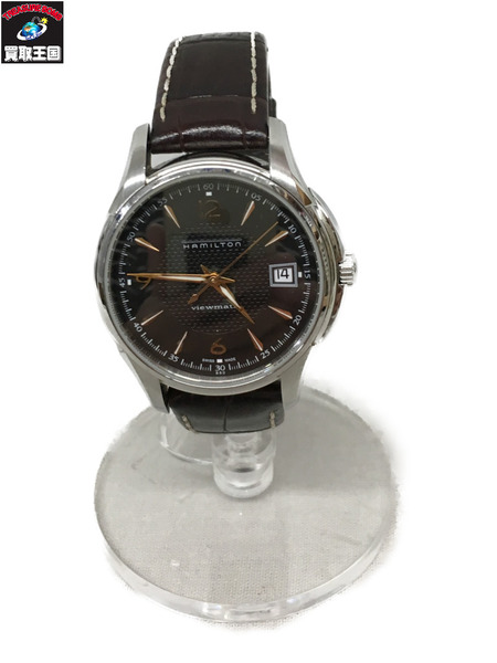 HAMILTON ジャズマスター H324550 オートマチック腕時計【中古】