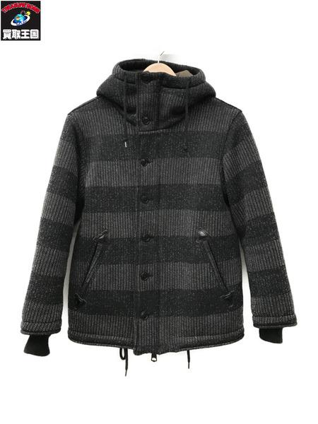 WEST RIDE ウェストライド ビーチクロスフーデッドジャケット(34)【中古】