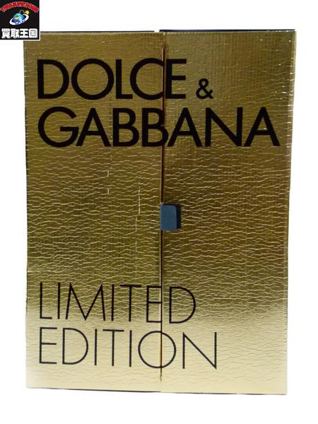 DOLCE&GABBANA/LIMITED EDITION/限定スニーカー/6.5 ドルチェ&ガッバーナ【中古】