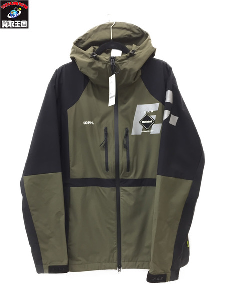 F.C.Real Bristol SOPH. 18AW TOUR JACKET【中古】[▼]