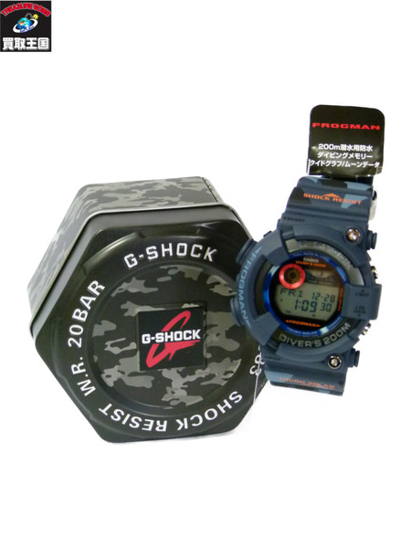 G-SHOCK/フロッグマン/GF-8250CM/腕時計 ジーショック タフソーラー【中古】