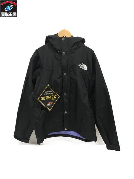 THE NORTH FACE Mountain Raintex Jacket (L) BLACK【中古】