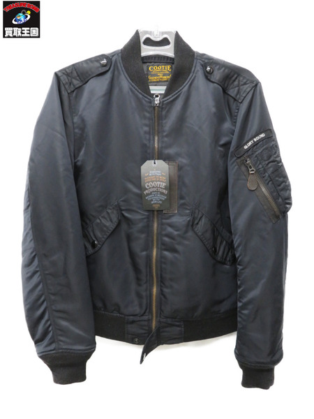 COOTIE 15AW SHELLBACK FLIGHT JACKET L-2B 【中古】[▼]