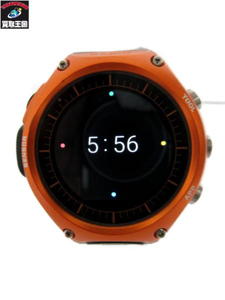 CASIO Smart Outdoor Watch WSD-F10 Outdoor オレンジ CASIO【中古 Watch】, ツルタマチ:0c60bd0e --- officewill.xsrv.jp