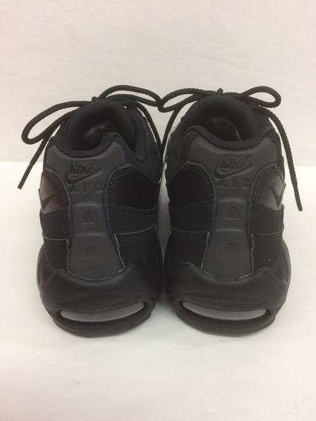 cheap for discount d6b2a 7efbb NIKE Air Max 95 triple black (27.0) black