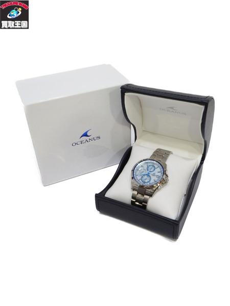CASIO/OCEANUS/OCW-T2600/腕時計 カシオ オシアナス【中古】
