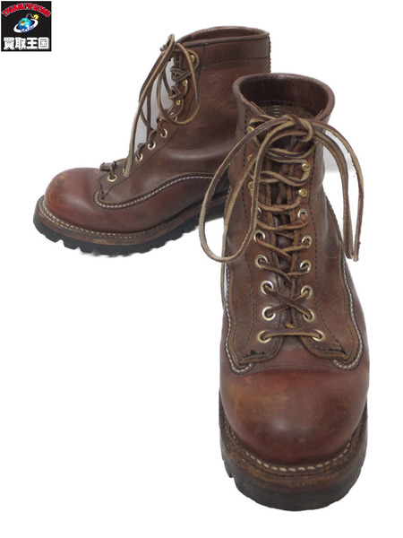 LONE WOLF BOOTS レースアップブーツ US8.5【中古】[▼]