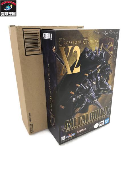 METAL BUILD XM-X2 クロスボーン・ガンダムX2【中古】