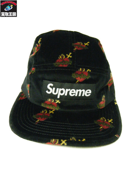 Supreme/sacred heart camp cap【中古】