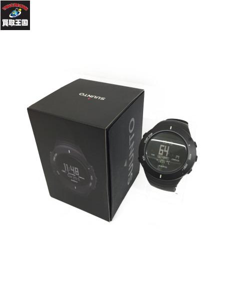 SUUNTO スント CORE ULTIMATE BLACK 腕時計【中古】[▼]