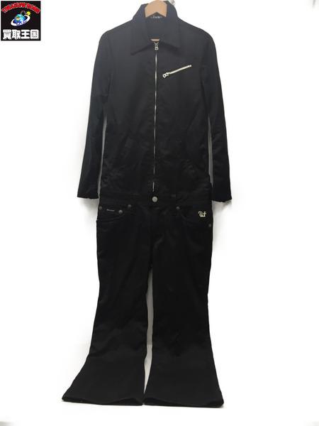 DELAY オールインワン Sons by Win& Sons オールインワン Size1 BLK Size1【中古】, LFO:35a5fa99 --- gamenavi.club