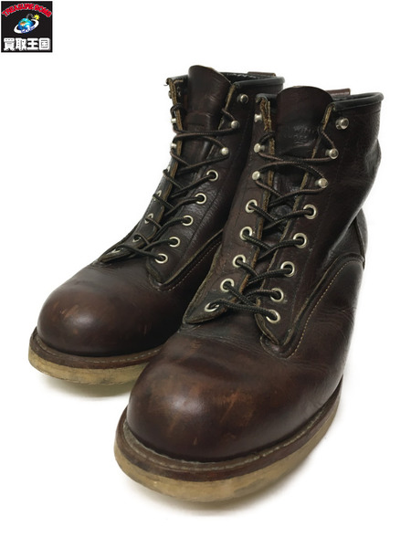 RED WING/2906/LINEMAN/Briar/OilSlick/28cm【中古】[▼]