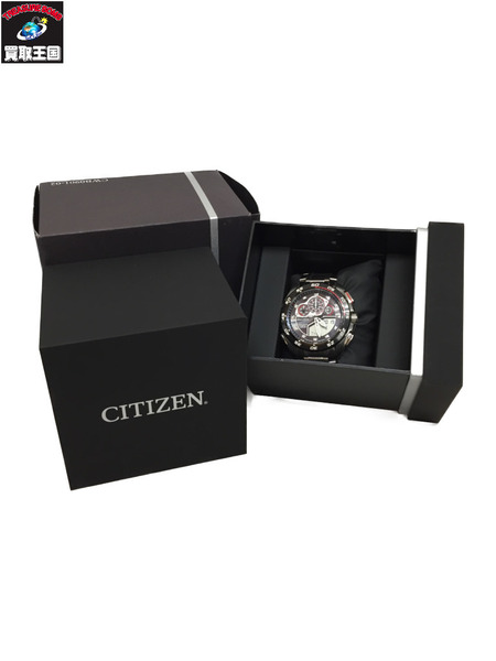 CITIZEN ECO-DRIVE PROMASTER ECO-DRIVE CITIZEN JW0126-58E【中古】[▼], ミシン一番:41a68858 --- officewill.xsrv.jp