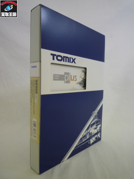 TOMIX 98988 近畿日本鉄道 21000系アーバンライナーplus 8両 限定品【中古】[▼]
