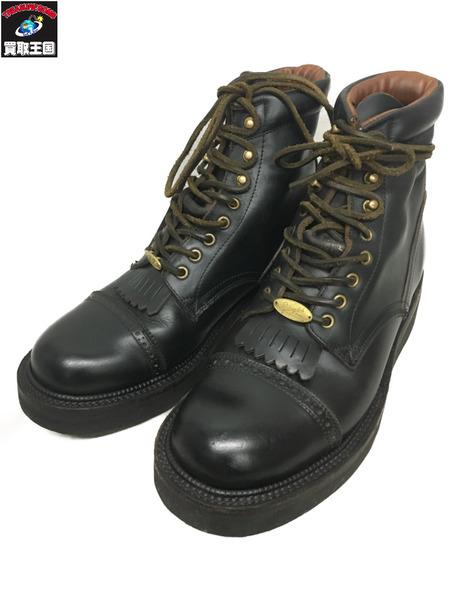 ROLLING DUB TRIO FORESTER MID ブーツ (27.0) ブラック【中古】[▼]