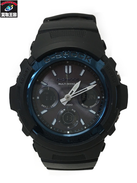 G-SHOCK AWG-M100A G-SHOCK ジーショックデジアナ 腕時計【中古】, DEROQUE due:ae770858 --- officewill.xsrv.jp