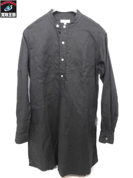 Engineered Garments Banded Collar Long Shirt サイズS エンジニアドガーメンツ【中古】