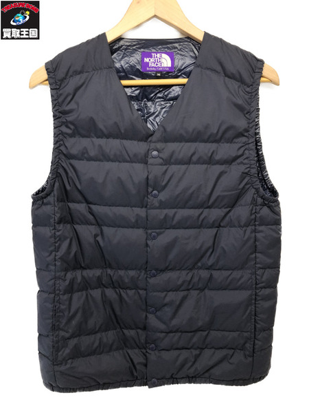 THE NORTH FACE PURPLE LABEL INNER DOWN VEST ND2552N (M)【中古】