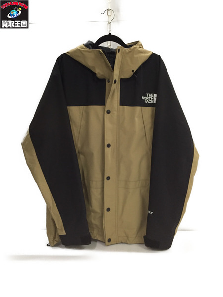 THE NORTH FACE MOUNTAIN LIGHT JACKET NP11834 ケルプタン (L)【中古】
